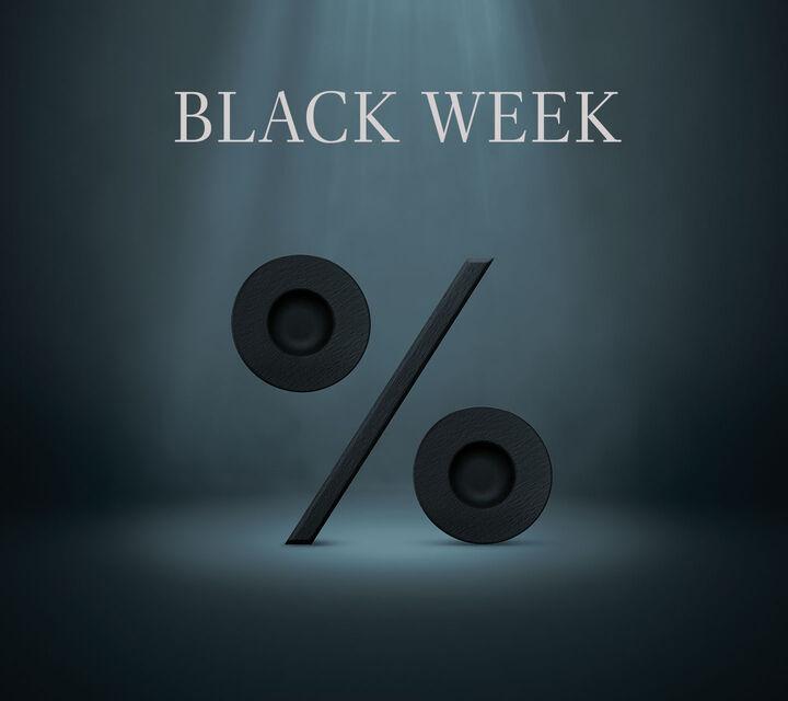 Blackweek Rabatt