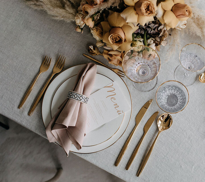 Stilvoll Hochzeit feiern
