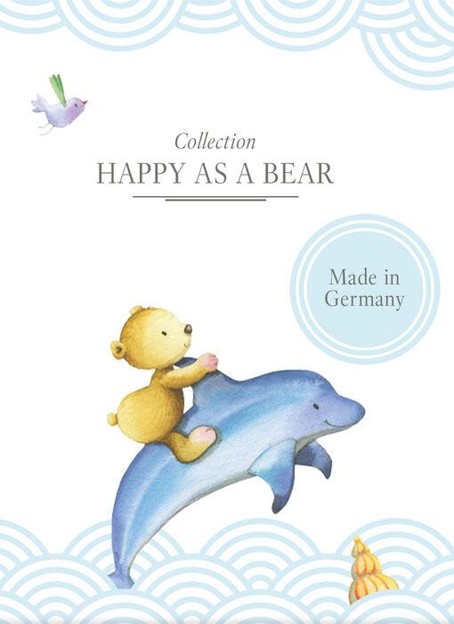 Happy as a bear