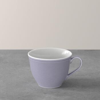 Color Loop Blueblossom Kaffeeobertasse 12x9x7cm