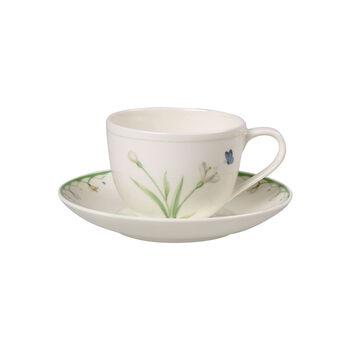 Colourful Spring Kaffeetasse m. Untertasse 2-tlg.