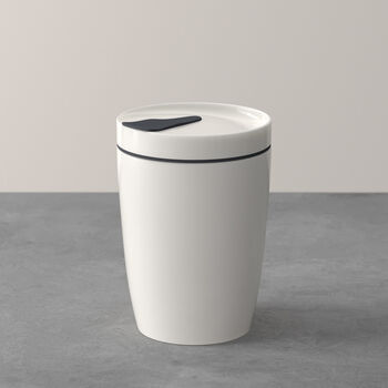 To Go Coffee-Becher, 270 ml, Weiß