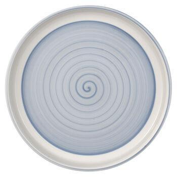 Clever Cooking Blue runde Servierplatte 30 cm