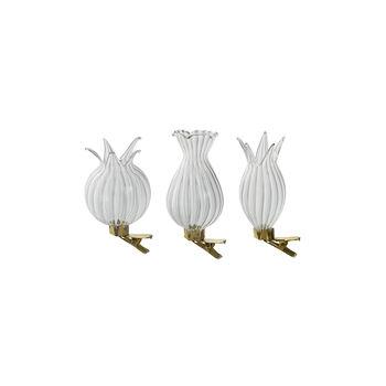 Spring Fantasy Accessories Vase mit Clip Set 3 8,5x5cm