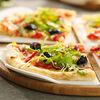 Pizza Passion runde Party-Platte, , large
