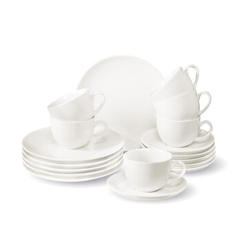 vivo   Villeroy & Boch Group New Fresh Basic Kaffee-Set 18-teilig