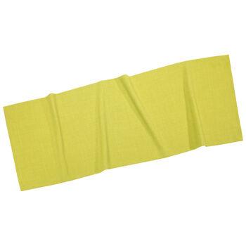 Textil Uni TREND Tischläufer limone 50x140cm