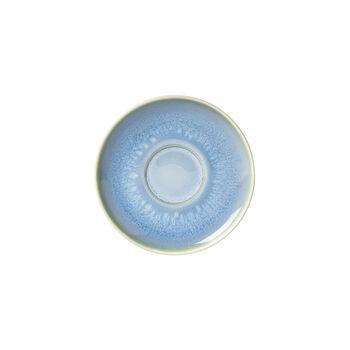 Crafted Blueberry Kaffee-Untertasse, türkis, 15 cm