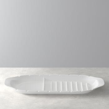 BBQ Passion Servierplatte XL mit Spießhalter