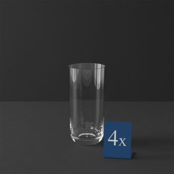 La Divina Longdrinkglas, 4 Stück