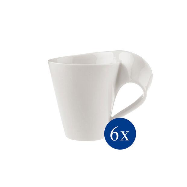 NewWave Caffè Kaffeebecher, 300 ml, 6 Stück, , large
