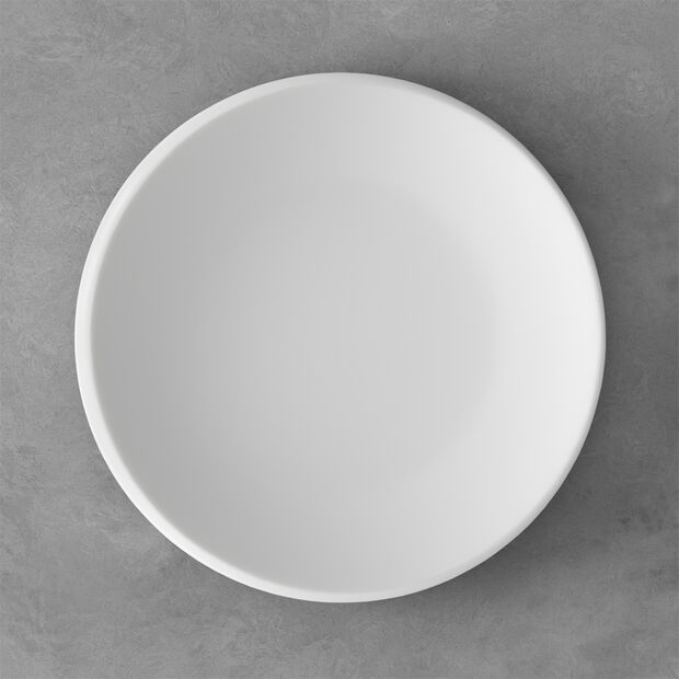 NewMoon Speiseteller, 27 cm, Weiß, , large