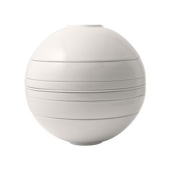 Iconic La Boule white, weiß