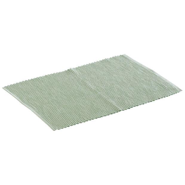 Textil News Platzset Breeze 15 hellgrün 35x50cm, , large