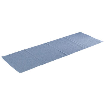 Textil News Läufer Breeze 17 hellblau 50x140cm