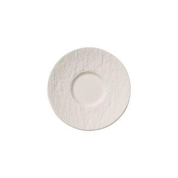 Manufacture Rock Blanc Mokka-/Espressountertasse, 12 cm