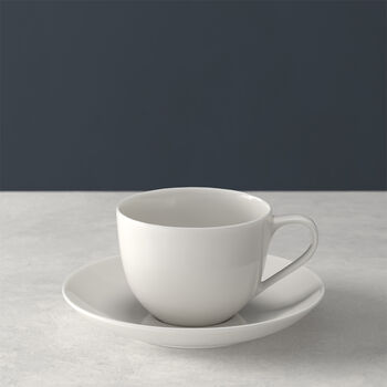 For Me Kaffeetasse mit Untertasse 2er-Set