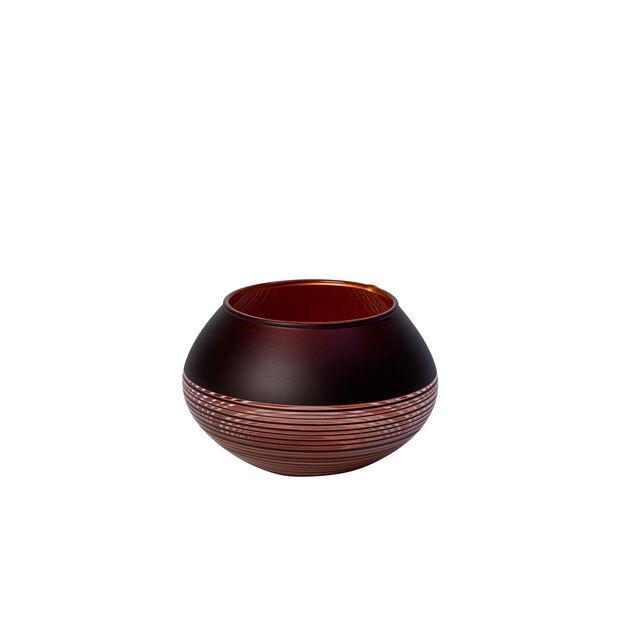 Manufacture Swirl kleiner Teelichthalter, , large