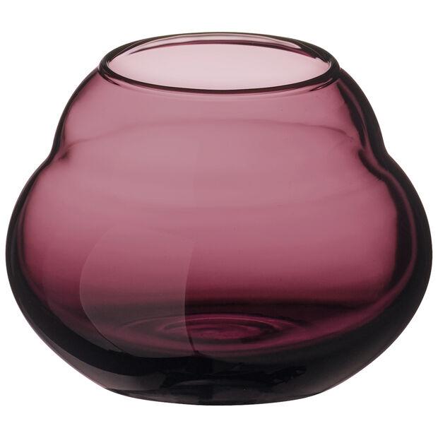 Jolie Mauve Vase/Teelichthalter, , large