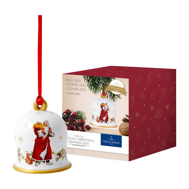 Annual Christmas Edition Glocke 2020, 6 x 6 x 7 cm, , large