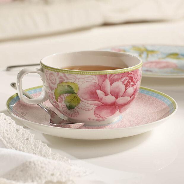 Rose Cottage Teeuntertasse pink, , large