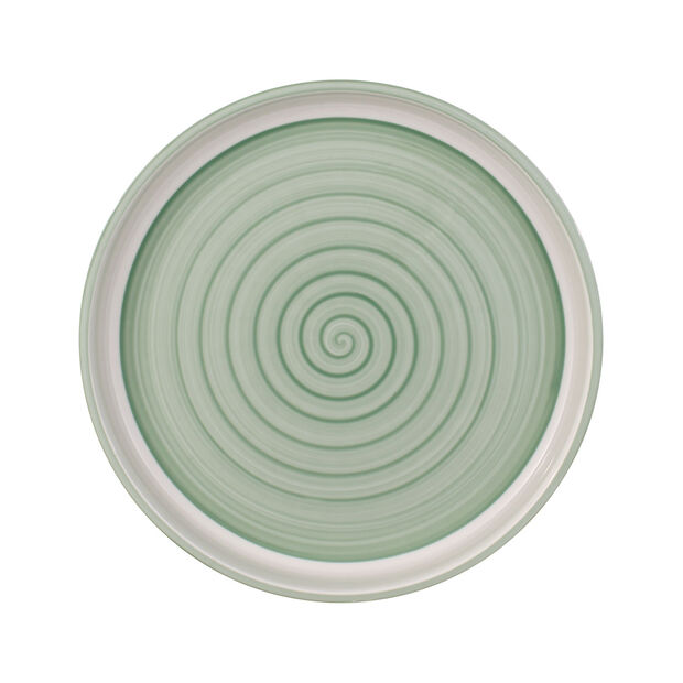 Clever Cooking Green runde Servierplatte 30 cm, , large