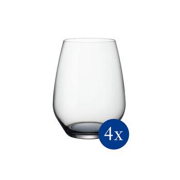 Colourful Life Cosy Grey Cocktail-/Wasserglas-Set 4-teilig