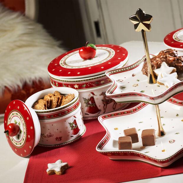 Winter Bakery Delight kleine Gebäckdose, , large