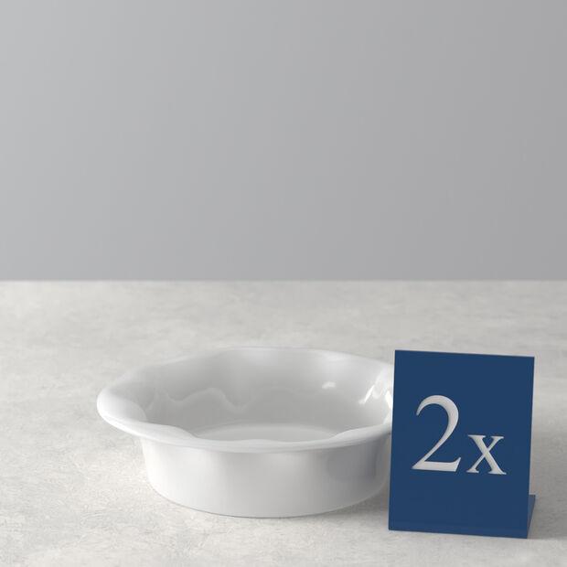 Clever Baking Tartelette Backform klein Set 2 Stück 13cm, , large