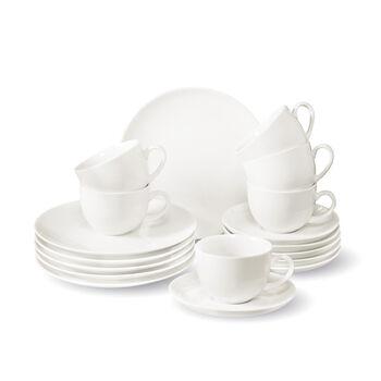 vivo | Villeroy & Boch Group New Fresh Basic Kaffee-Set 18-teilig