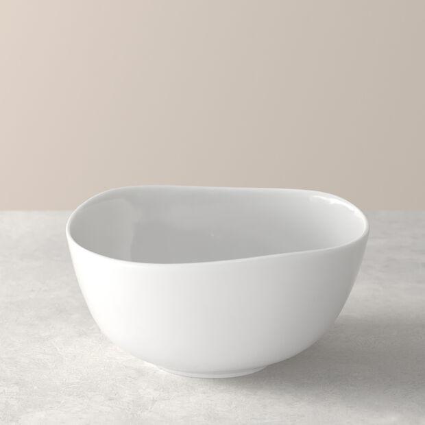 Organic White Bol, weiß, 750 ml, , large