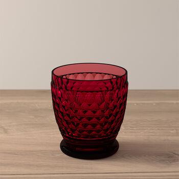 Boston Coloured Wasser-/Cocktail-Becher Red
