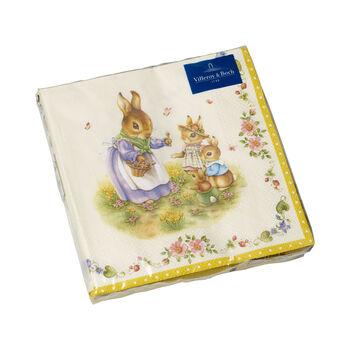 Spring Fantasy Servietten, Familie, 33 x 33 cm, 20 Stück
