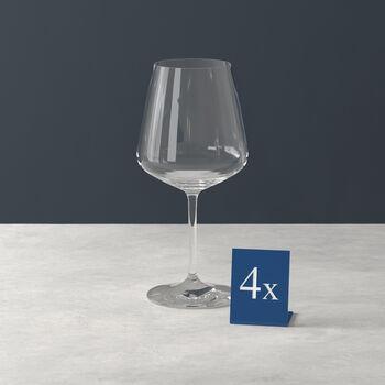 Ovid Rotweinglas 4er-Set