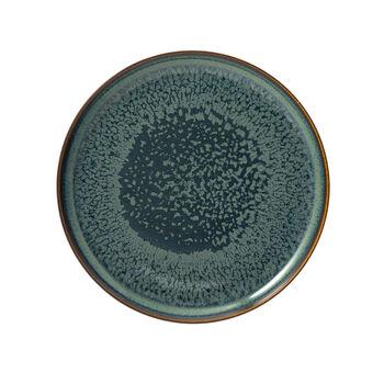 Crafted Breeze Speiseteller, graublau, 26 cm