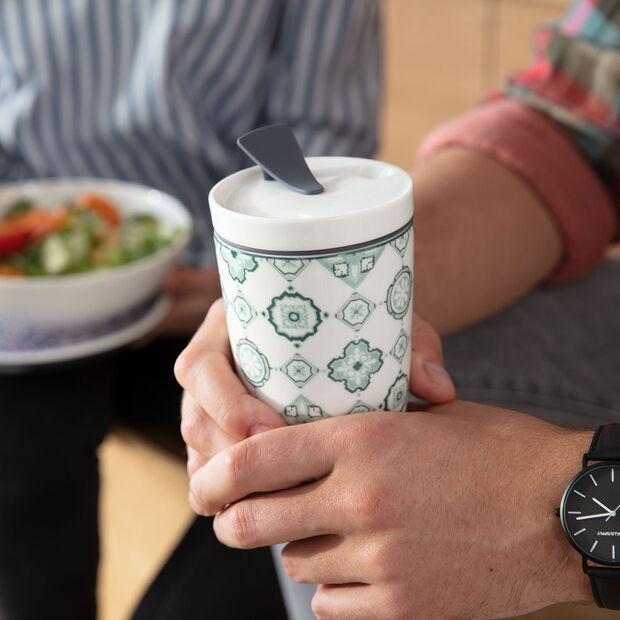 Modern Dining To Go Jade Coffee-to-go-Becher, , large
