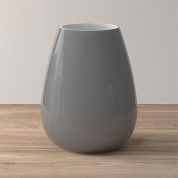 Drop große Vase Pure Stone