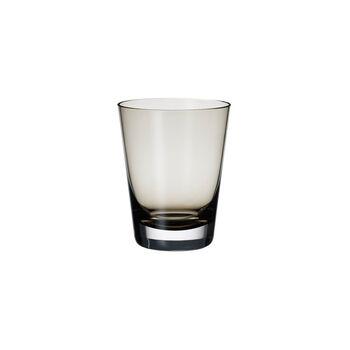 Colour Concept Cocktail-/Wasserglas Smoke