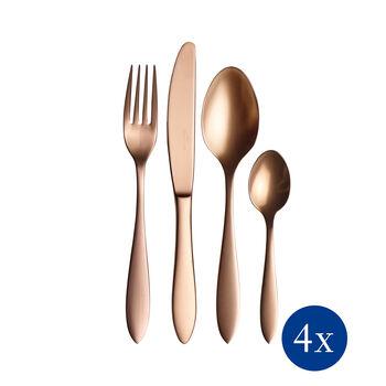 Manufacture Cutlery Tafelbesteck 16-teilig
