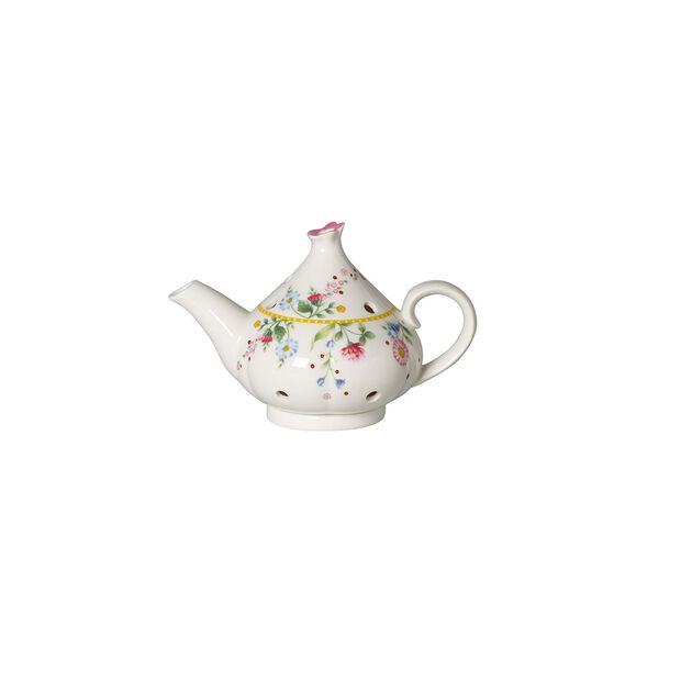 Spring Awakening Teelichthalter, Kanne, gelb/bunt, , large
