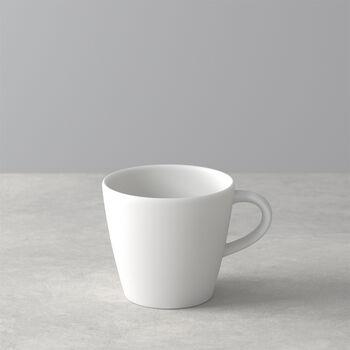 Manufacture Rock Blanc Kaffeetasse, weiß, 10,5 x 8 x 7,5 cm