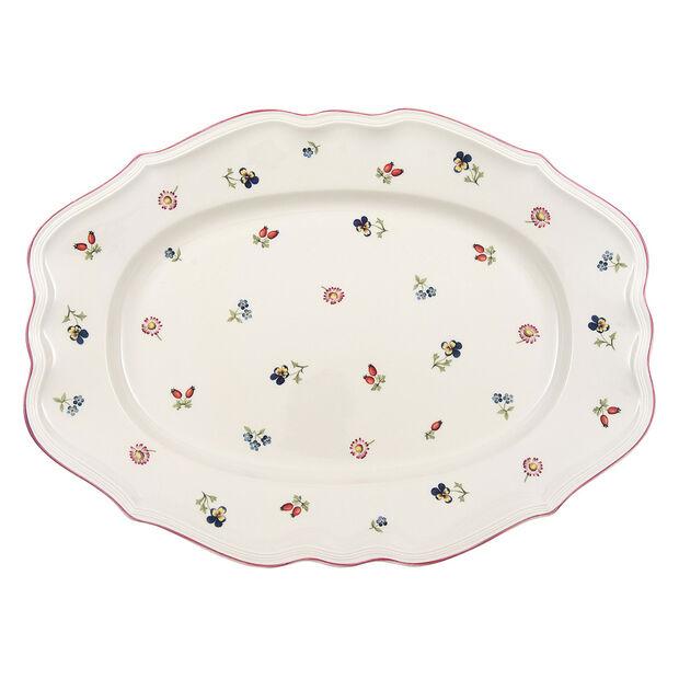 Petite Fleur ovale Platte 44 cm, , large