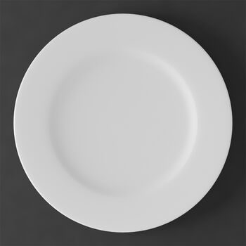 White Pearl Gourmet-/Platzteller