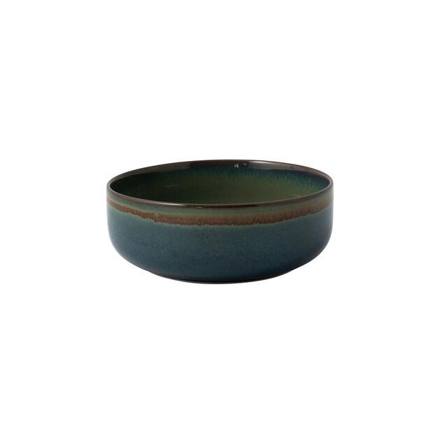 Crafted Breeze Bol, graublau, 16 cm, , large