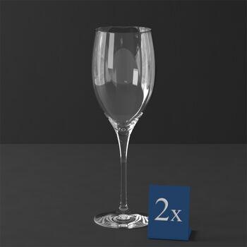 Allegorie Premium Weißweinglas, 2 Stück, für Chardonnay