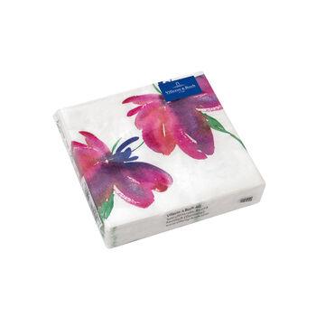 Papier Servietten Artesano Flower Art Cocktail 25x25cm