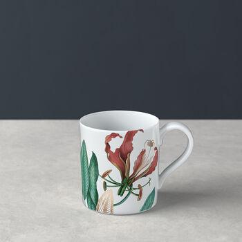 Avarua Kaffeetasse, 210ml, weiß/bunt