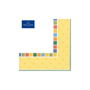 Papier Servietten Twist Alea 33x33cm