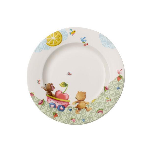 Hungry as a Bear Kinderteller flach 220x220x26mm, , large