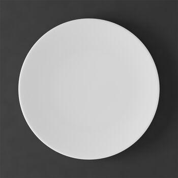 MetroChic blanc Speiseteller 27x27x2cm